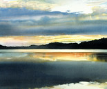 First Light Deer Lake