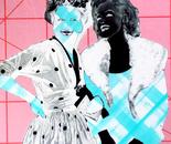 Monroe and Friend
