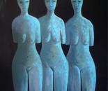 the three   Gods