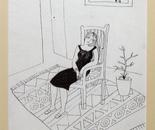 lonley woman
