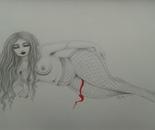 Menstrual fishnets