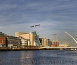 Dublin Bridge Skyline 2