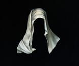 The grey  headscarf