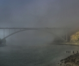 PORTO IN THE FOG