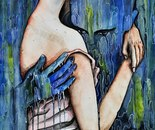 Betrothal with rain