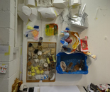 My NCAD College Desk