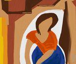 Homage Modigliani, Jeanne