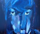 Une âme en bleu