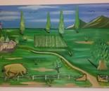 rodes farm house