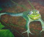 Mr. Pond Frog