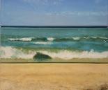 Beach, Ocean, Sky, Chincoteague, 2007