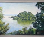 TANA LAKE ISLAND