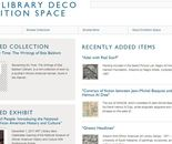 ART | library deco