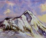 Mountain peak 3
