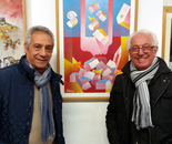 "mostra "" Arte in via Rubiana """
