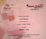 Award -Gold