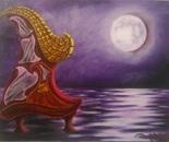 Moonlit flit