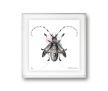 Mechanical Longhorn Beetle Integration