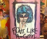 Fight like a grrl