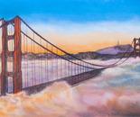 Open your Golden Gate...
