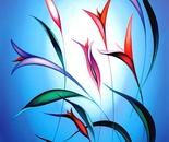 Flower-Swallows