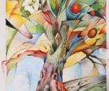 4 Seasons' Tree no.5