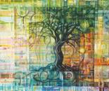 4 Seasons' Tree no.19