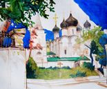 old Moscow I