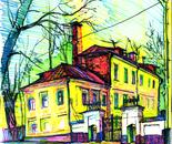 old Moscow III