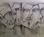 Faces. (1).