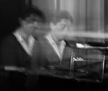 Hugues Duchesne au piano