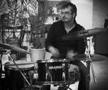 Stéphane Miñana-Ripoll à la batterie