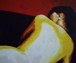 Lidia 06, 2017, Oil on Canvas, 76/61 cm.