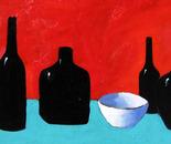 """""""Black bottles"""" 3"""