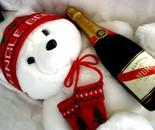Bubbling Christmas