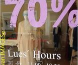 lues on sale