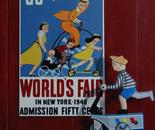 World Fair   75x60cm   oil on canvas