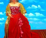 Tosca's portrait
