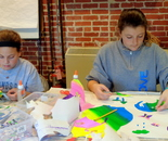 Natalya B. Parris was teaching Magical Spring - Spring Break Art Camp April 10 - 14, 2017 at the Arts Barn 9am - 3pm; 311 Kent Square Road, Gaithersburg, Maryland 20878