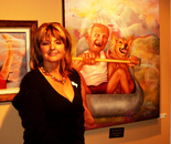 Winner Marius Barbeau  museum art contest 2009!  !