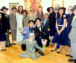 I was working at the Arts Barn 4/22 & took this photo; Guys and Dolls Junior performance at AB Theater, 311 Kent Square Rd, Gaithersburg, MD