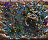 """: """"Mysteries of the Sea"""" Year of Creation: 2011"""