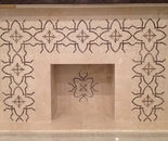 Fragment # 2 of Custom Designed Fireplace