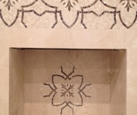 Fragment # 3 of Custom Designed Fireplace