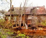 The Old Abandoned Sawmill