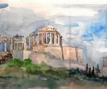Propilaia Acropolis Athens