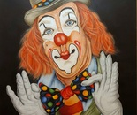Clowni, the happy one