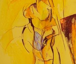 Nude in Yellow