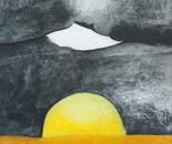 The Sun-The Mountain-The Moon