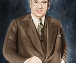 Portrait of Harry Low